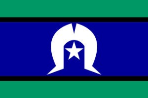 Torres Straight Island Flag