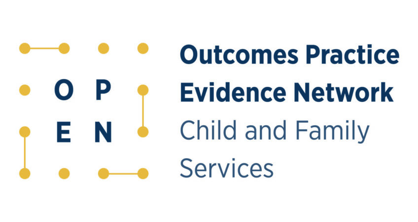 Outcomes Practice Evidence Network (OPEN)