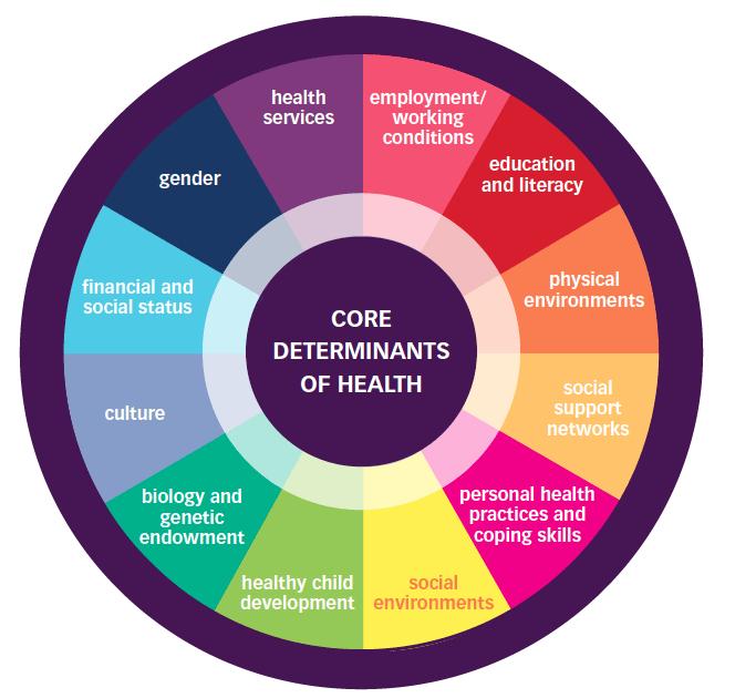 Determinants of Health